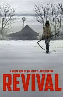 Picture of a book: Revival, Vol. 1: You're Among Friends