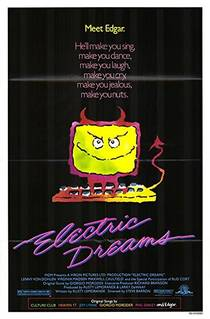 Picture of a movie: Electric Dreams
