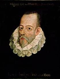 Picture of an author: Miguel De Cervantes Saavedra