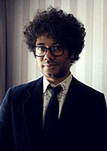 Picture of an author: Richard Ayoade