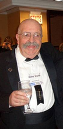 Picture of an author: Gene Wolfe