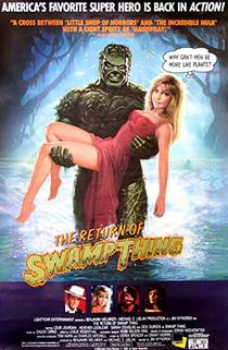Picture of a movie: The Return Of Swamp Thing
