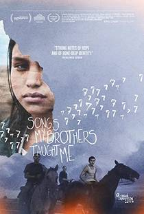 Picture of a movie: Songs My Brothers Taught Me