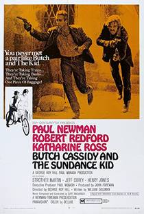 Picture of a movie: Butch Cassidy And The Sundance Kid