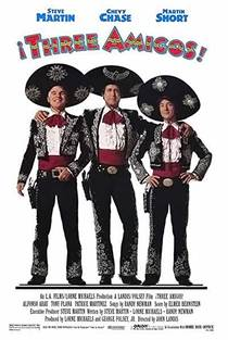 Picture of a movie: ¡three Amigos!