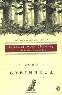 Picture of a book: Travels With Charley: In Search Of America