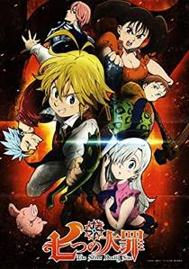 Picture of a TV show: Nanatsu No Taizai