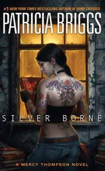 Picture of a book: Silver Borne