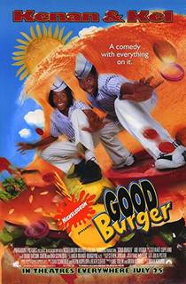 Picture of a movie: Good Burger