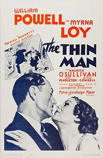 Picture of a movie: The Thin Man