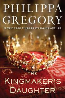 Picture of a book: The Kingmaker's Daughter