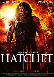 Picture of a movie: Hatchet III