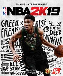 Picture of a game: Nba 2k19
