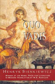 Picture of a book: Quo Vadis