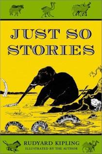 Picture of a book: Just So Stories