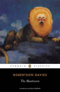 Picture of a book: The Manticore