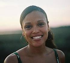 Picture of an author: Jesmyn Ward
