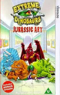 Picture of a TV show: Extreme Dinosaurs