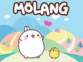 Picture of a TV show: Molang