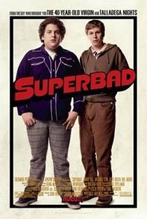 Picture of a movie: Superbad