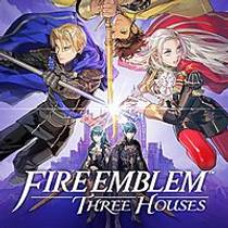 Picture of a game: Fire Emblem: Three Houses
