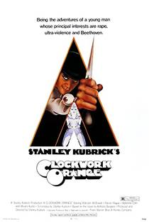 Picture of a movie: A Clockwork Orange