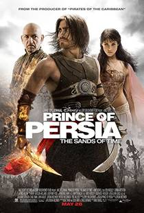Picture of a movie: Prince Of Persia: The Sands Of Time
