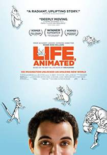 Picture of a movie: Life, Animated