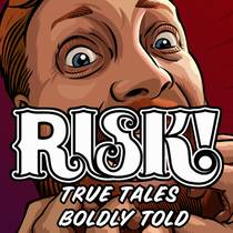 Picture of a podcast: Risk!