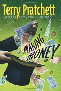 Picture of a book: Making Money