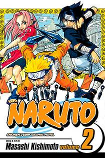 Picture of a book: Naruto, Vol. 02: The Worst Client