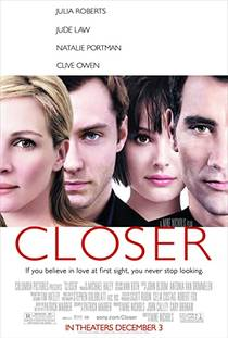 Picture of a movie: Closer