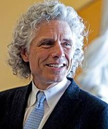 Picture of an author: Steven Pinker