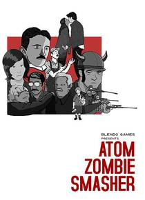 Picture of a game: Atom Zombie Smasher