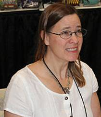 Picture of an author: Caragh M. O'brien