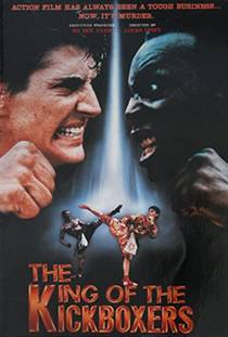 Picture of a movie: The King Of The Kickboxers