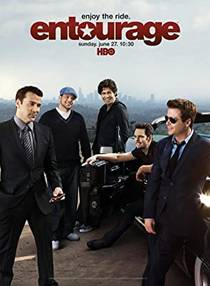 Picture of a TV show: Entourage