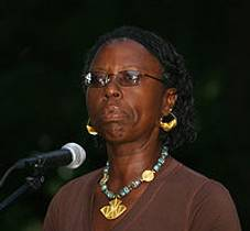 Picture of an author: Gloria Naylor