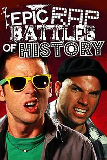 Picture of a TV show: Epic Rap Battles Of History