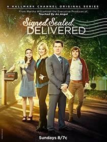 Picture of a TV show: Signed, Sealed, Delivered