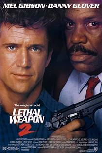 Picture of a movie: Lethal Weapon 2