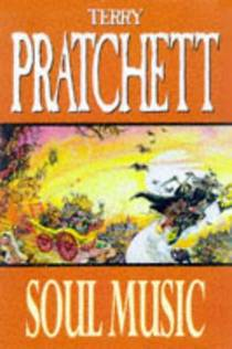 Picture of a book: Soul Music