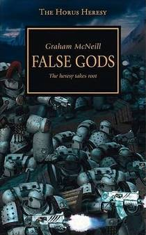 Picture of a book: False Gods
