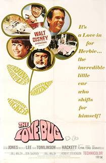 Picture of a movie: The Love Bug