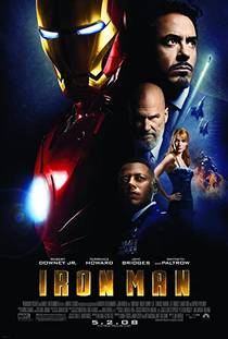 Picture of a movie: Iron Man