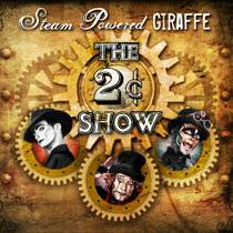 Picture of a band or musician: Steam Powered Giraffe