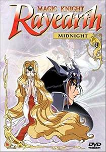 Picture of a TV show: Magic Knight Rayearth