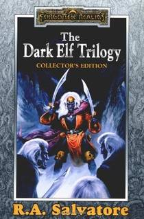 Picture of a book: The Dark Elf Trilogy Collector's Edition