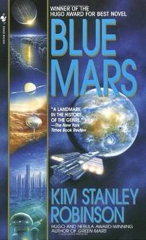 Picture of a book: Blue Mars