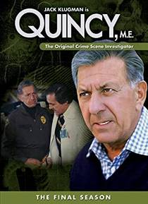 Picture of a TV show: Quincy M.E.